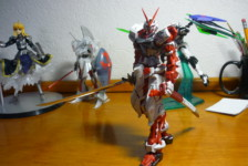 MG Gundam Astray Red Frame