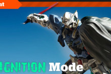 1/100 MG Gundam Exia Ignition Mode