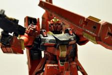 HGUC ReZEL – Custom Colored