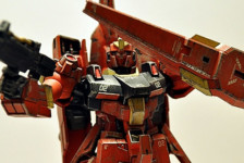 HGUC ReZEL – Custom Colored
