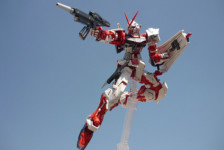 MG Gundam Astray Red Frame
