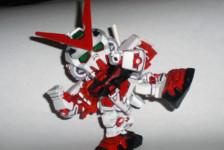 SD Gundam Astray Red Frame