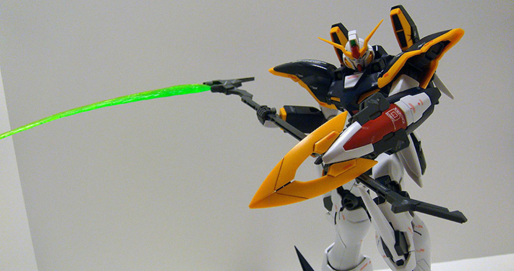 MG Deathscythe EW Review