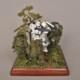 HGUC RX-79(G) Diorama Part 3