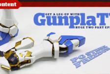 Gunpla TV – Episode 25 – PG Strike Freedom WIP Pt. 2