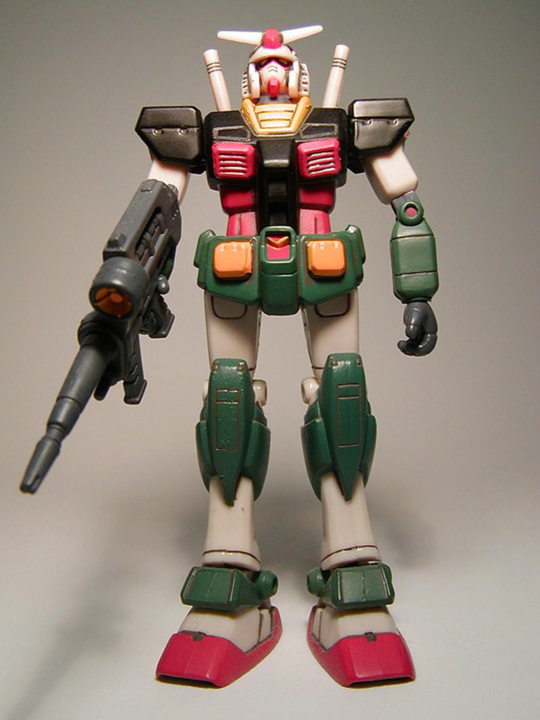 Gundam Stories: Jbelux