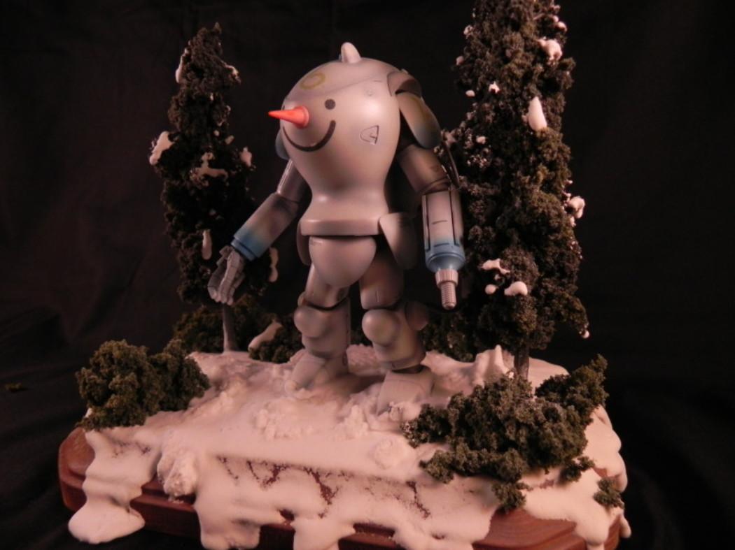 Ma.K S.A.F.S Snowman
