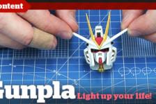 Gunpla TV – Episode 28 – PG Strike Freedom WIP Part 5