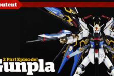 Gunpla TV – Episode 27 – PG Strike Freedom WIP Part 4