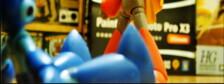 Behind the Scenes: Megaman & Starscream Stop Motion
