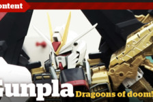 Gunpla TV – Episode 29 – PG Strike Freedom WIP Part 6