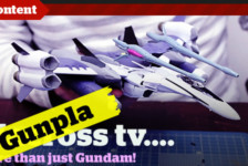 Gunpla TV – Episode 31 – We build a Bandai Macross Valkyrie!