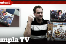 Gunpla TV – Episode 36 – RG Aile Strike & One Piece Thousand Sunny Unboxings!