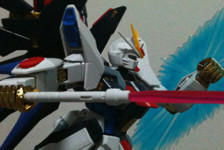 My First Model : MG Strike Freedom