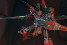HGUC – ReZel (Custom Commander Type)