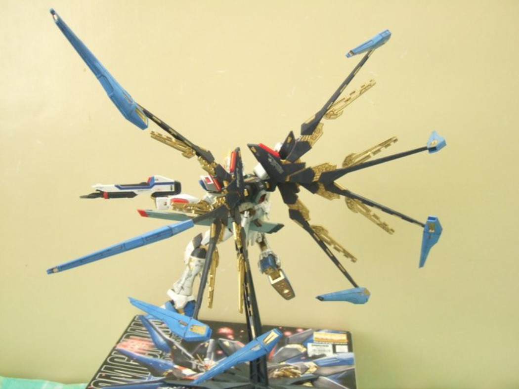 MG Strike Freedom