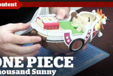 Gunpla TV – Episode 38 – One Piece Thousand Sunny Build Pt. 1