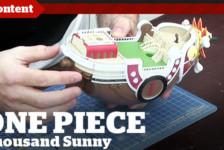 Gunpla TV – Episode 38 – One Piece Thousand Sunny Build Pt. 1