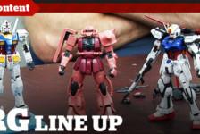 Gunpla TV – Episode 37 – A Look at the Real Grade Line