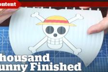 Gunpla TV – Episode 39 – One Piece Thousand Sunny Build Pt. 2