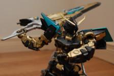 MG Blue Frame : Inverse