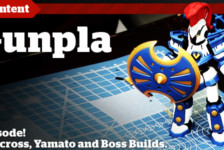 Gunpla TV – Episode 43 – Yamato WIP, LBX, & Scott Decides the Boss Build!