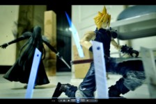Behind the Scene : Final Fantasy stop motion