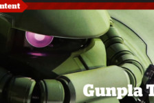 Gunpla TV – Episode 46 – Girly Planes, RG Zaku Unboxing, & Bumblebee!