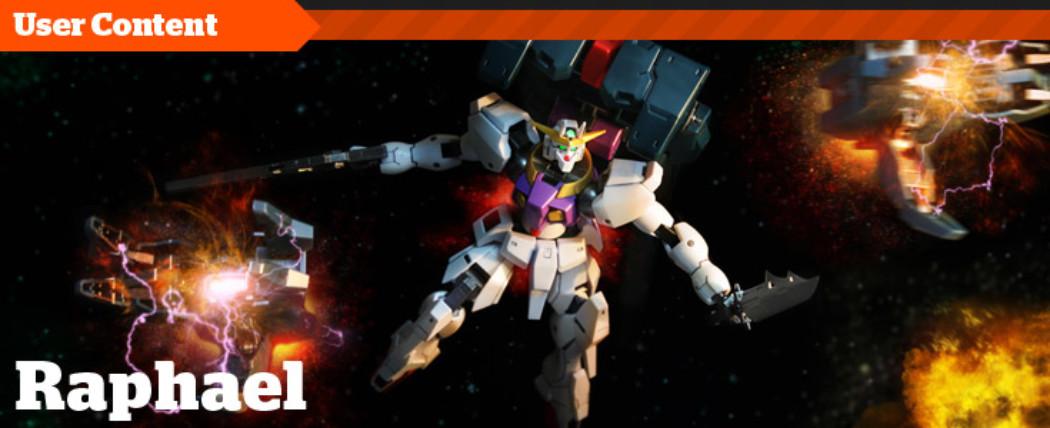 HG Raphael Gundam