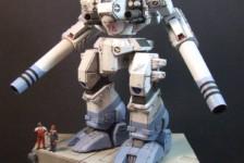 Destroid Tomahawk Deep Space Style