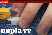 Gunpla TV – Episode 47 – Ryan Rries Decals & Panel Line Scribing Tutorial!
