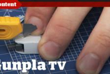 Gunpla TV – Episode 47 – Ryan Rries Decals & Panel Line Scribing Tutorial!