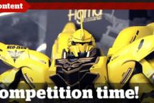 "Gunpla TV – Episode 50 – Winners of the ""I love Gunpla TV"" Facebook Contest!"
