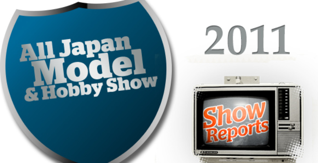 Gunpla TV  at the All-Japan Model & Hobby Show 2011