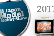 Aoshima at the All-Japan Model & Hobby Show 2011