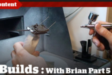 Boss Builds – Episode 5 – Priming the Type 10 MBT