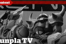 Gunpla TV – Episode 55 – HG Age-1 – Kotobukiya's Modelling Support Goods!