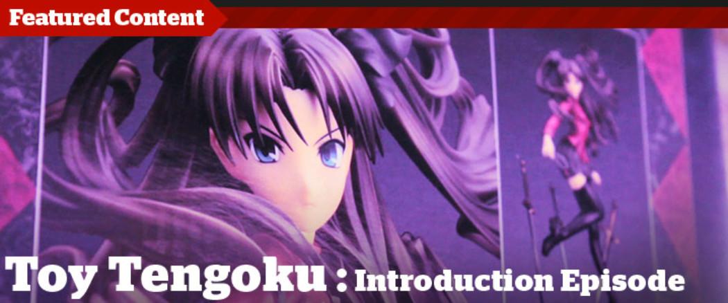Toy Tengoku – Episode 1 – Introduction