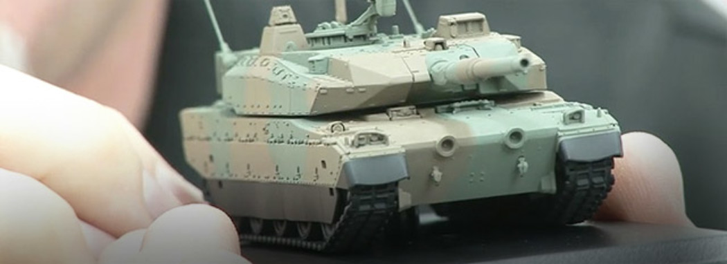 Boss Builds – Episode 6 – Type 10 MBT Camo Airbrushing