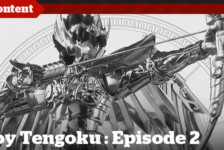 Toy Tengoku – Episode 2 – Unboxing Saint Seiya & Yamato Girl Ami