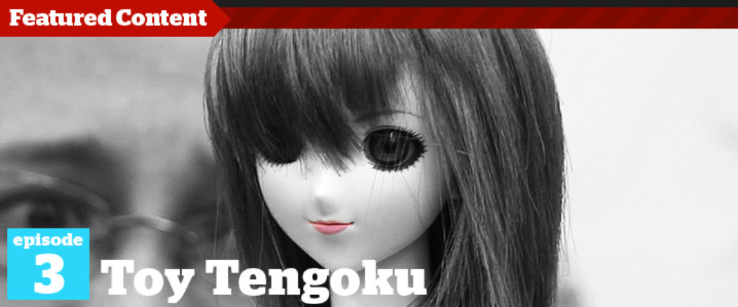 Toy Tengoku – Episode 3 – Dress-Up Day!