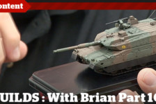 Boss Builds – Episode 10 – Weathering the Fujimi 1/72 Type 10 MBT