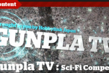 Gunpla TV – Episode 62 – Sci-Fi Modelling Competition 2012 Rule Clarification