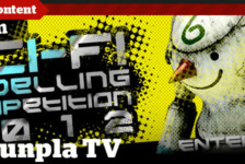 Gunpla TV – Episode 61 – Sci-Fi Modelling Competition 2012 Announcement! Fine Molds' Falcon is Back