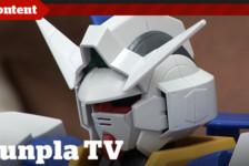 Gunpla TV – Episode 63 – Ryan's SDF-1 – We build a MEGA Size AGE-1!