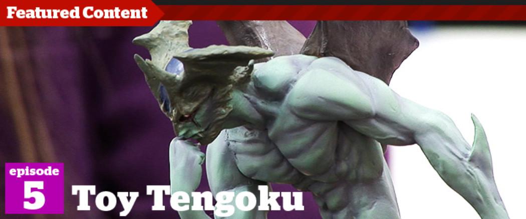 Toy Tengoku – Episode 5 – Sagittarius Object & R. Dorothy Wayneright