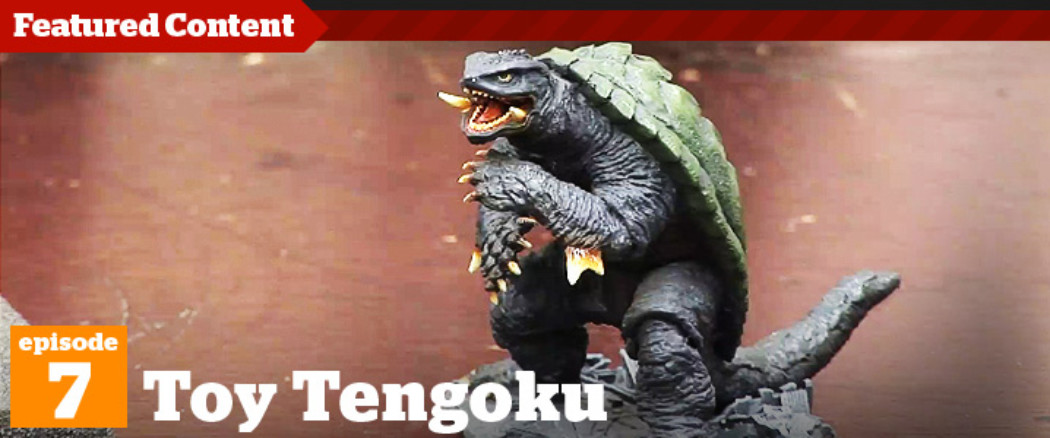 Toy Tengoku – Episode 7 – Stocking Stuffer Showdown!