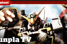 Gunpla TV – Episode 66 – MG Heavy Arms Unboxing – Fine Molds Falcon Build Strategy – D-Style kits!