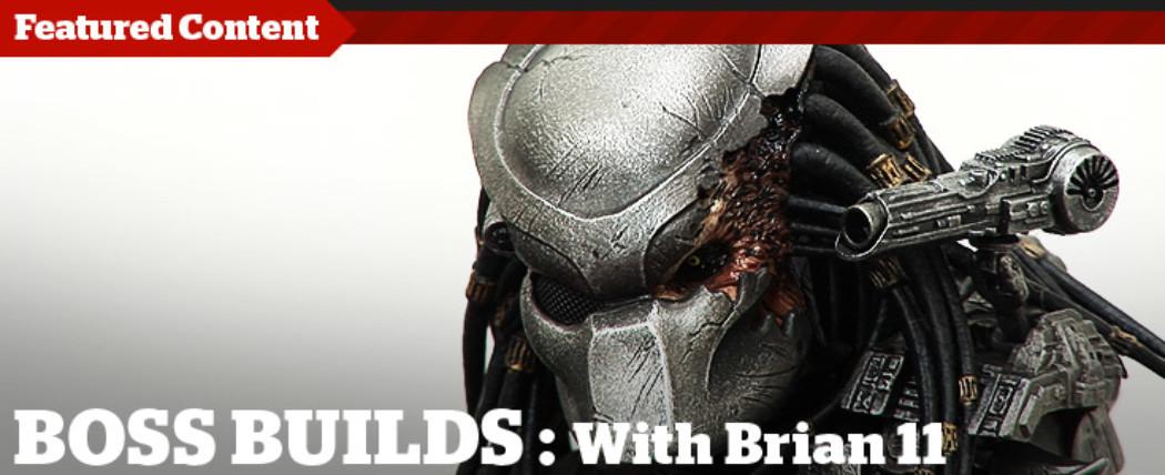 Boss Builds – Episode 11 – Hot Toys Classic Predator!