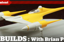 Boss Builds – Episode 12 – Fine Molds Naboo Fighter